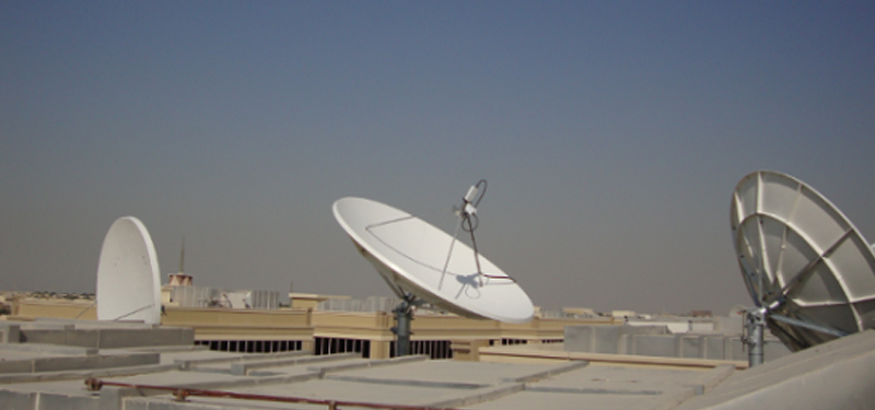 Milexia Satcom - Satellite Communication